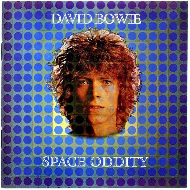 david bowie coperta albumului space oddity 1969