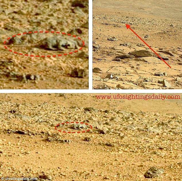 soparla Marte