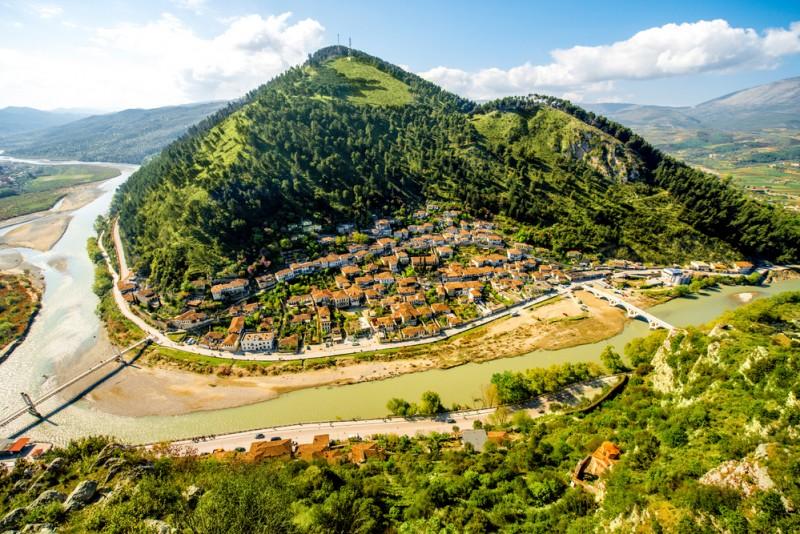 Berat Albania shutterstock