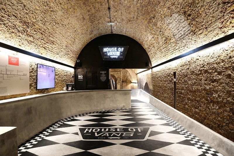 House of Vans, Londra