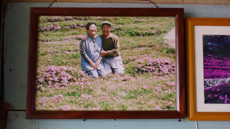 Kuroki planteaza mii de flori pt sotia oarba (10)