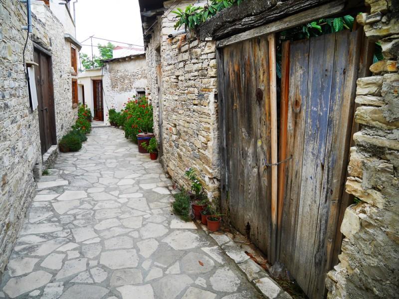 Lefkara, Cyprus shutterstock