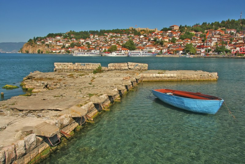Ohrid, Macedonia shutterstock