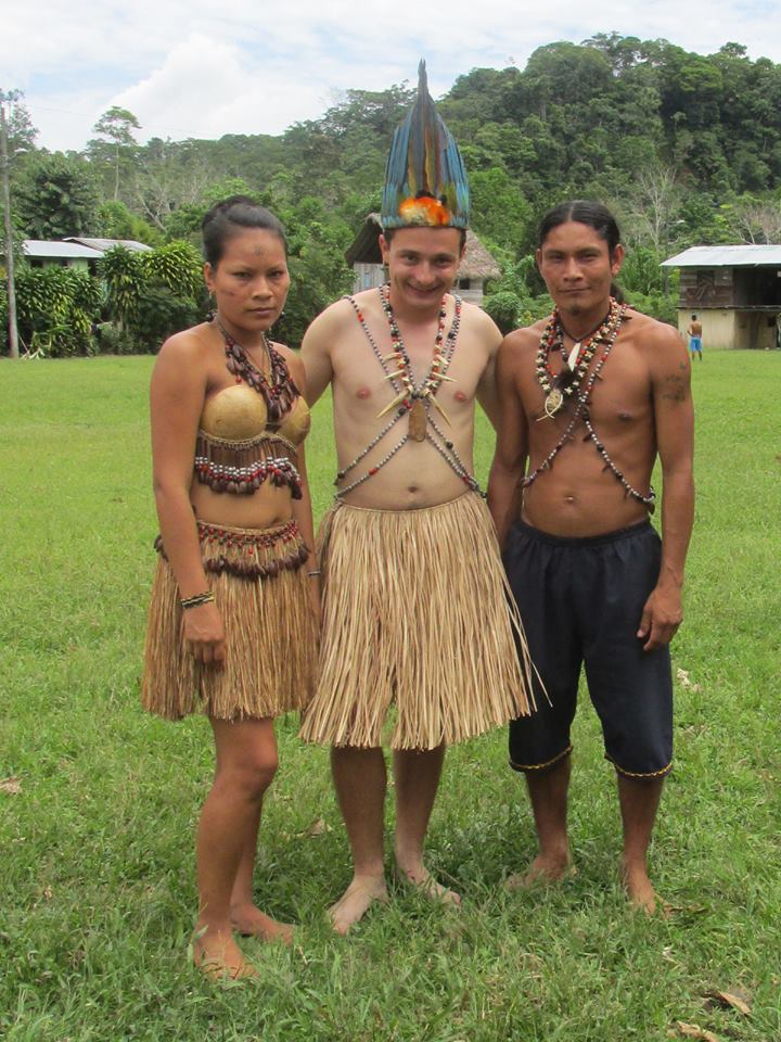 Timotei Rad in Amazonia 2