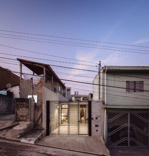 Vila Matilde House, Brazilia