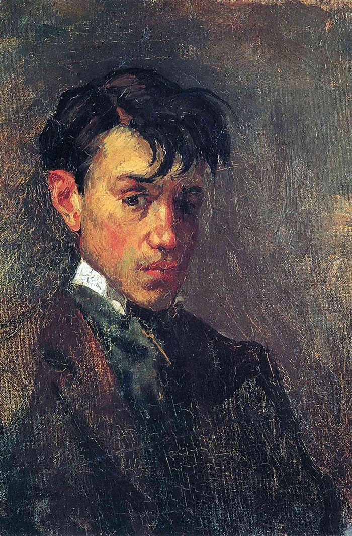 autoportretul lui Picasso 1