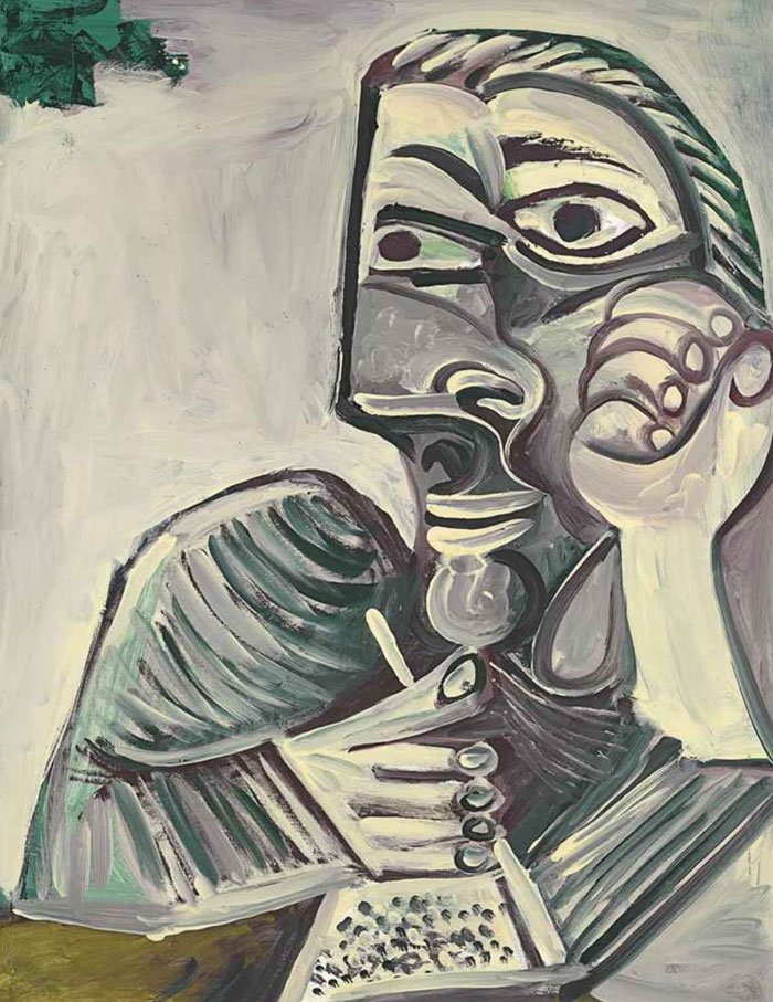 autoportretul lui Picasso 10