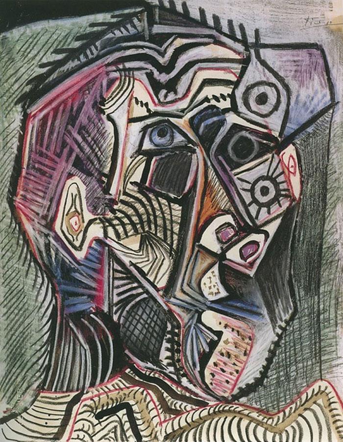 autoportretul lui Picasso 11