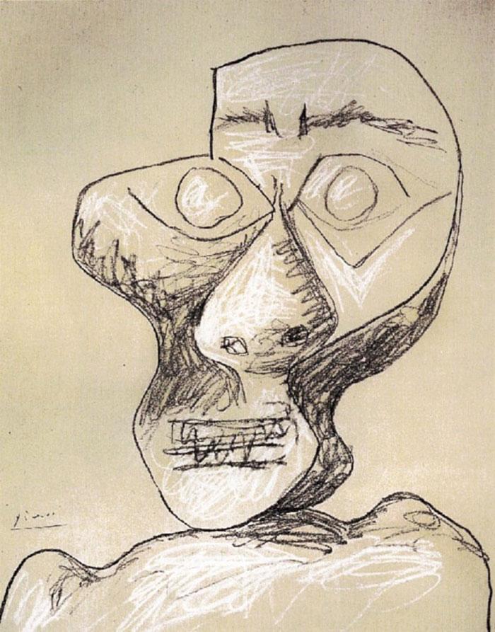 autoportretul lui Picasso 13