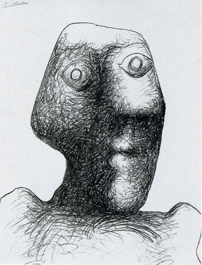 autoportretul lui Picasso 14