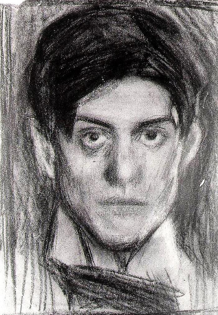 autoportretul lui Picasso 2