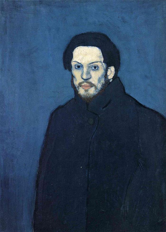 autoportretul lui Picasso 3