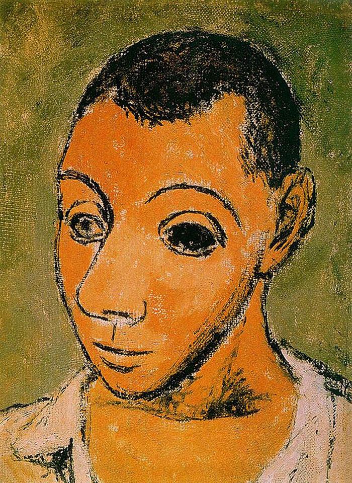 autoportretul lui Picasso 4