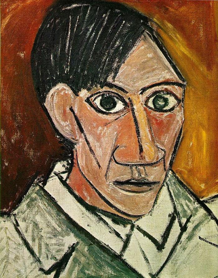 autoportretul lui Picasso 5