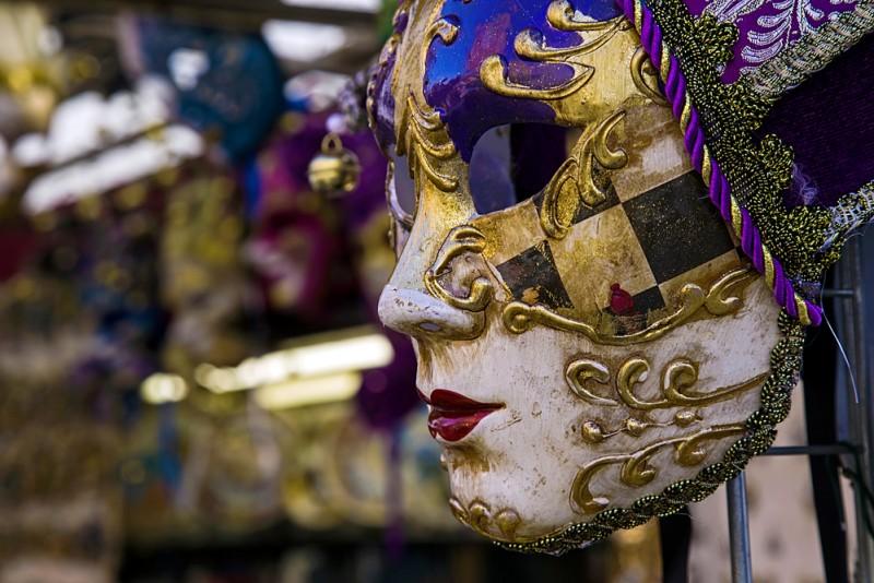 carnavalul de la Venetia 2016 Ioan Florin Cnejevici  Shutterstock