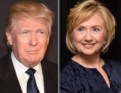 Hillary Clinton a câştigat ultima dezbatere cu Donald Trump, arată un sondaj CNN