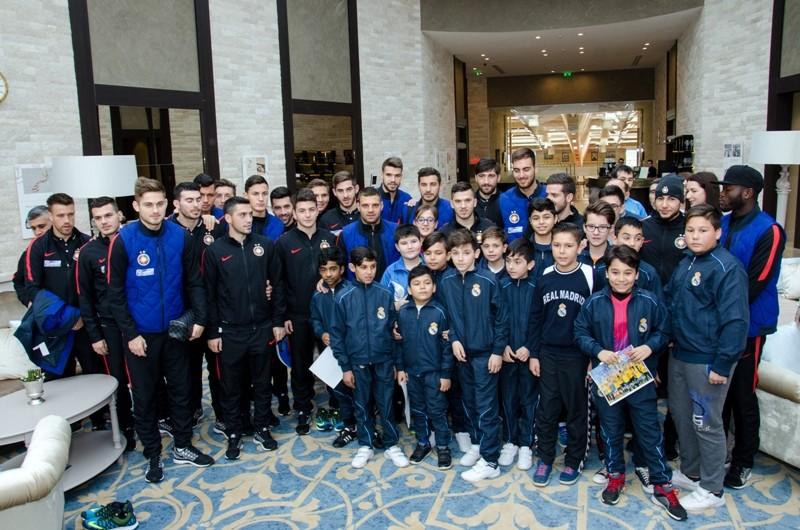 Scoala Sociala de Fotbal Real Madrid