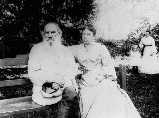 Sophia si LevTolstoy