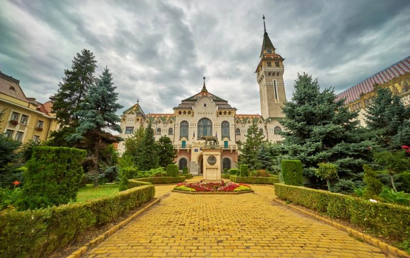 Targu Mures Iulian Dragomir  Shutterstock