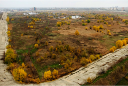 """Premierul Dacian Cioloș, prezent la acțiunea de ecologizare a Deltei Văcărești: """"Această zonă nu mai este o groapă de gunoi"""""""