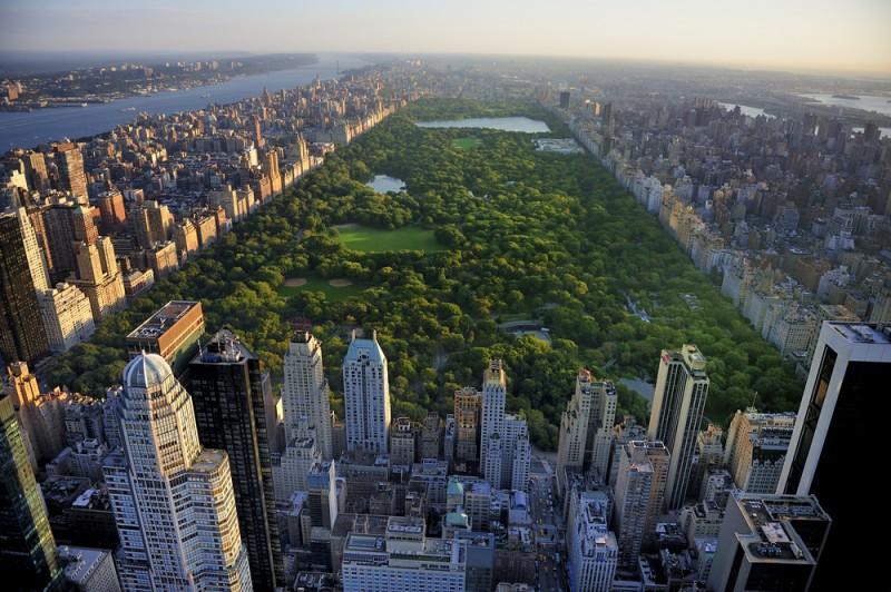 Central Park shutterstock