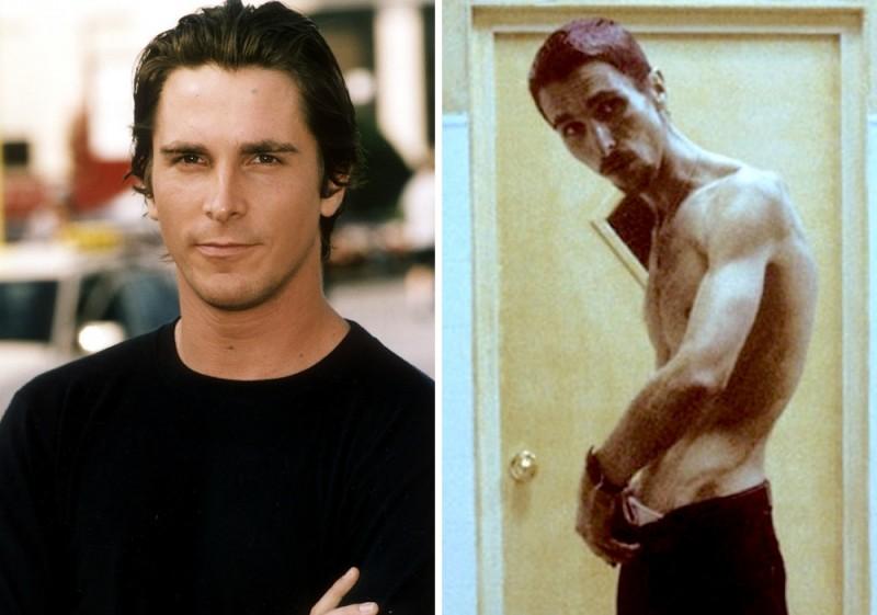 Christian Bale Trevor Reznik