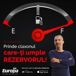 Ascultă Drum cu Prioritate şi prinde CLAXONUL care-ţi UMPLE rezervorul!