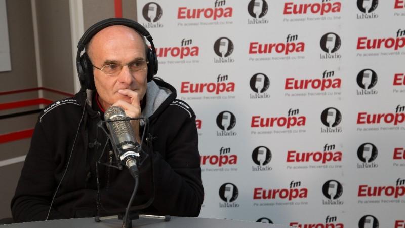 Cristian Tudor Popescu  La Radio Europa FM