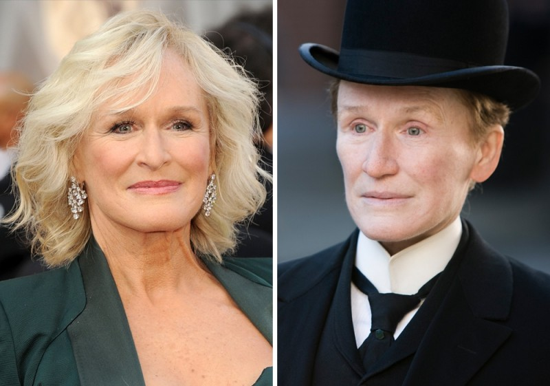 Glenn Close Albert Nobbs