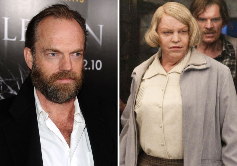 Hugo Weaving  Nurse Noakes