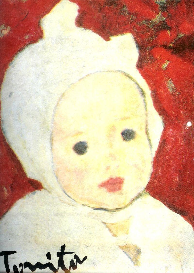 Nicolae Tonitza Portret de copil