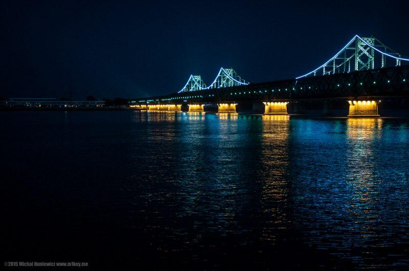 Podul Prieteniei sino-coreană