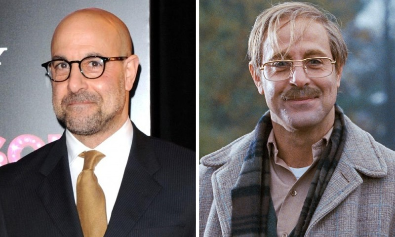 Stanley Tucci George Harvey