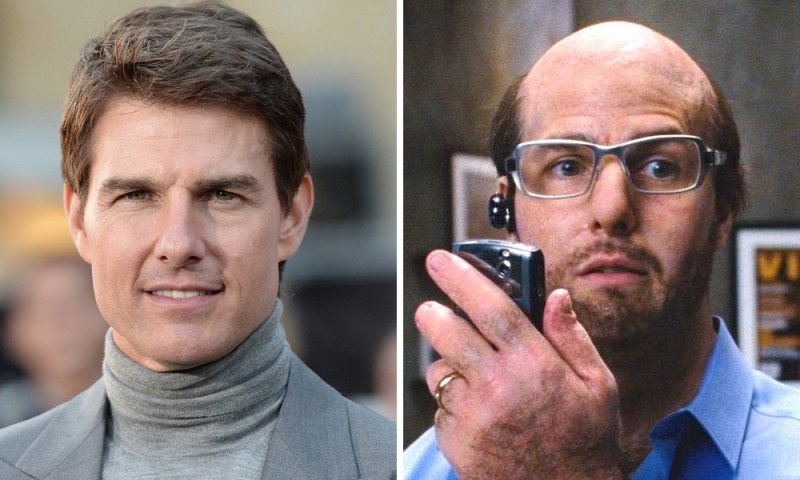 Tom Cruise  Les Grossman
