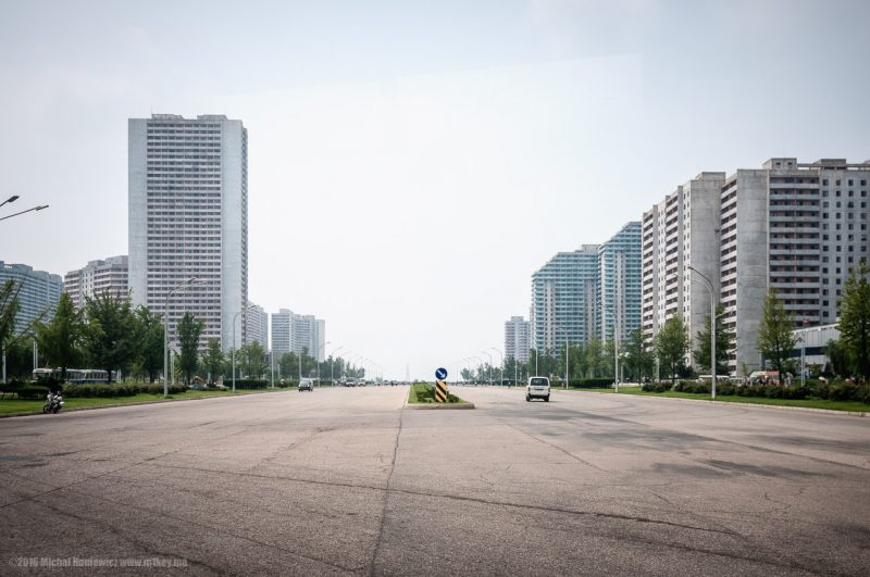Trafic coreea de nord