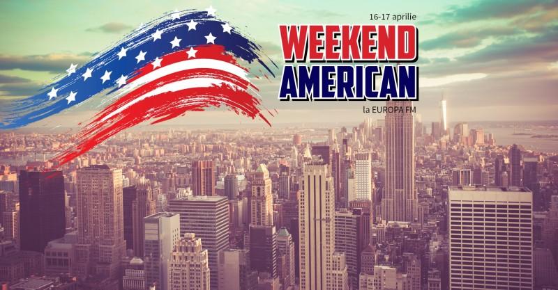 Weekend American_la Europa FM