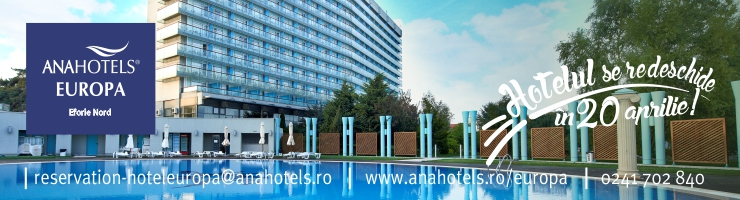 banner Europa FM ANAHOTELS Europa - Eforie Nord