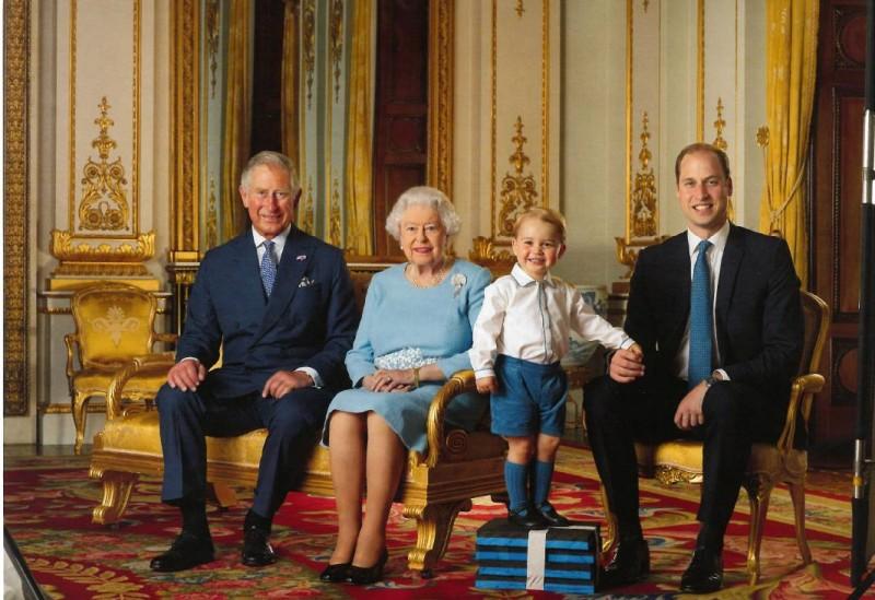 familia regala britanica