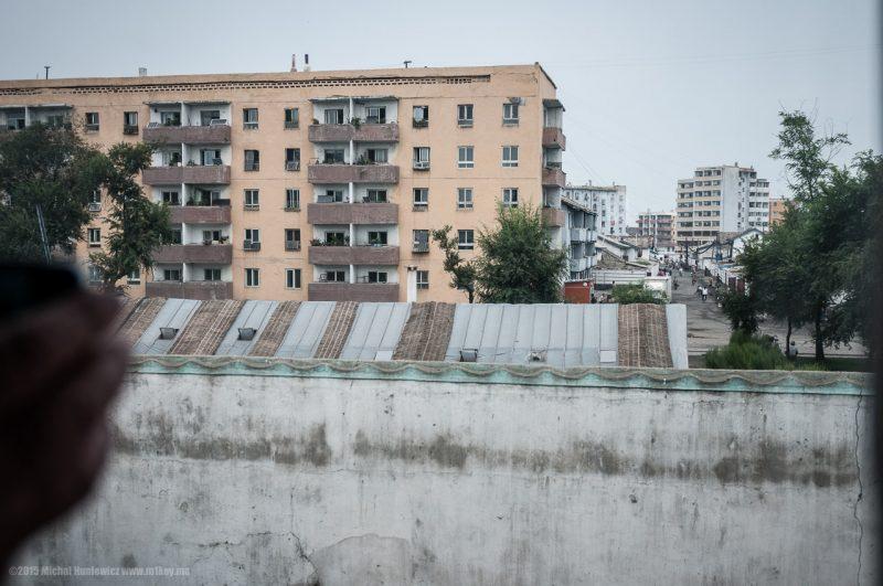 orasul Sinuiju coreea de nord