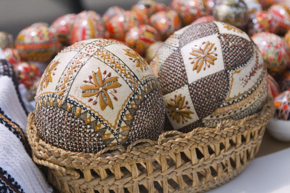 Cum arată ouăle de Paşte în lume – GALERIE FOTO : Europa FM