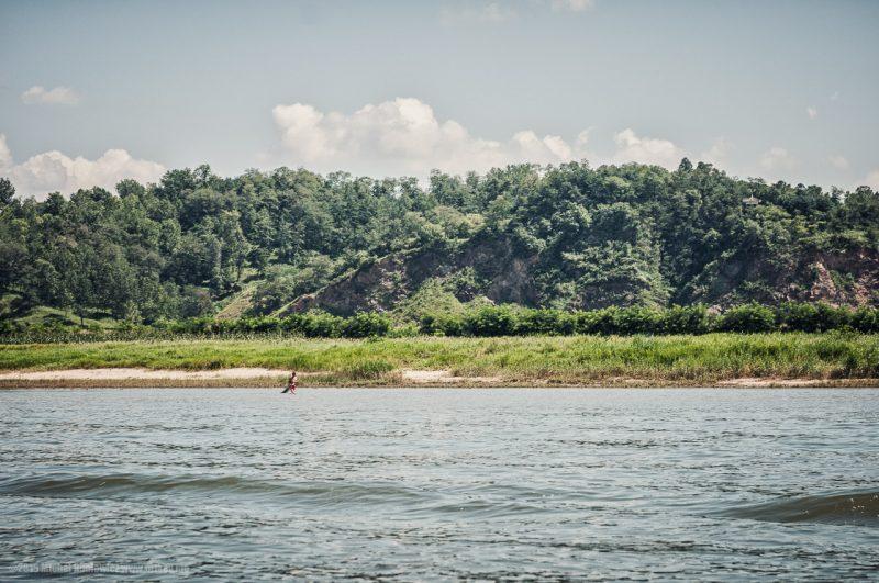 pescar nord coreean