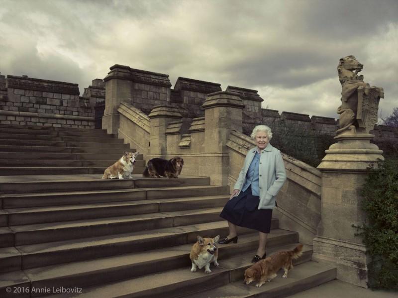 regina Elisabeta a II a la 90 de ani (3)