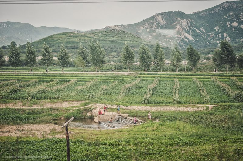 spalatul rufelor in coreea de nord