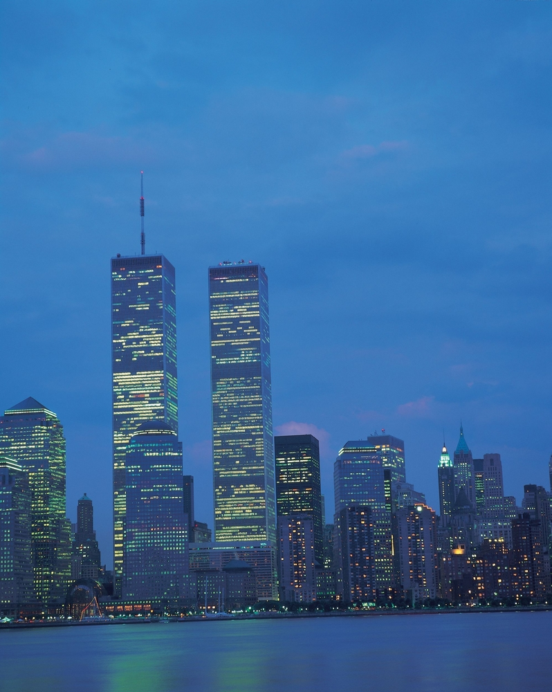 twin towers new york shutterstock (3)