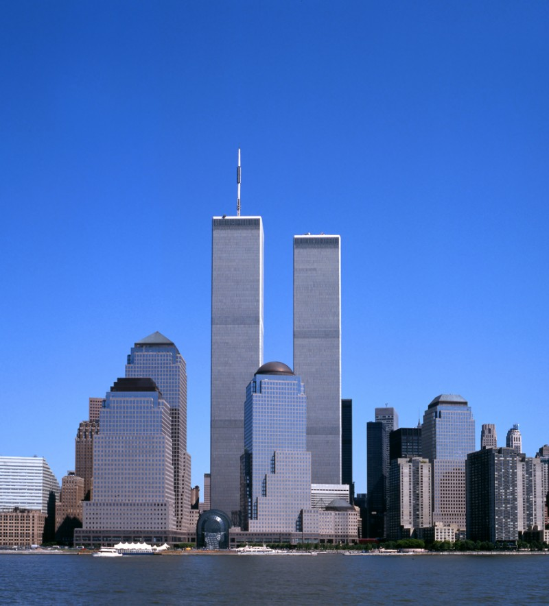 twin towers new york shutterstock (4)