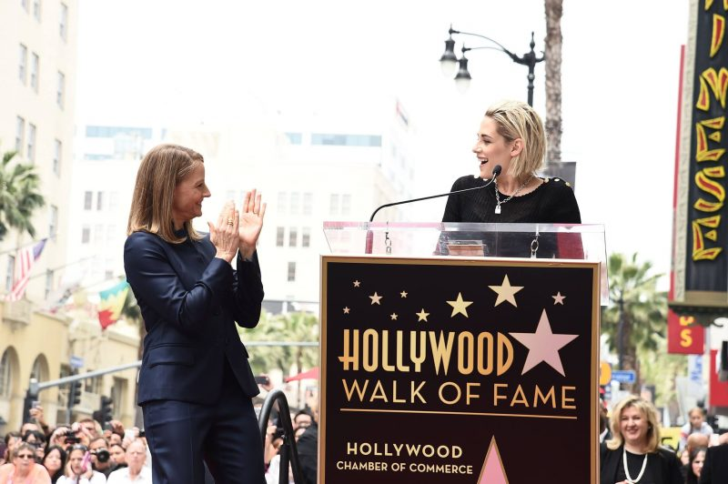 Jodie Foster Walk of Fame din Hollywoo (14)