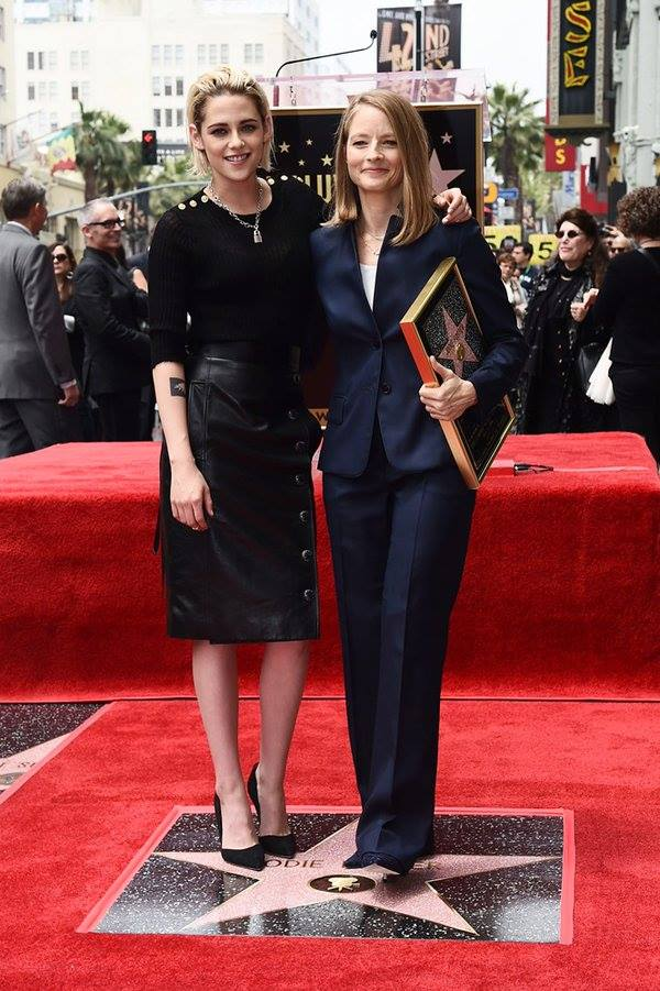 Jodie Foster Walk of Fame din Hollywoo (16)