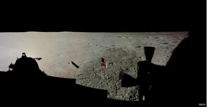 NASA aterizari pe luna (1)