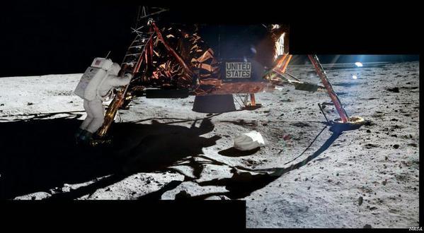 NASA aterizari pe luna (2)