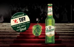 Staropramen te trimite la Festivalul Internațional de film Transilvania (TIFF)